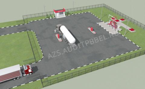 Проектирование ТЗП в деревне Курасово