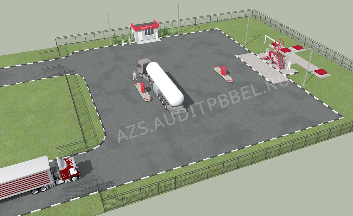 Проектирование ТЗП и Cтроительство ТЗП